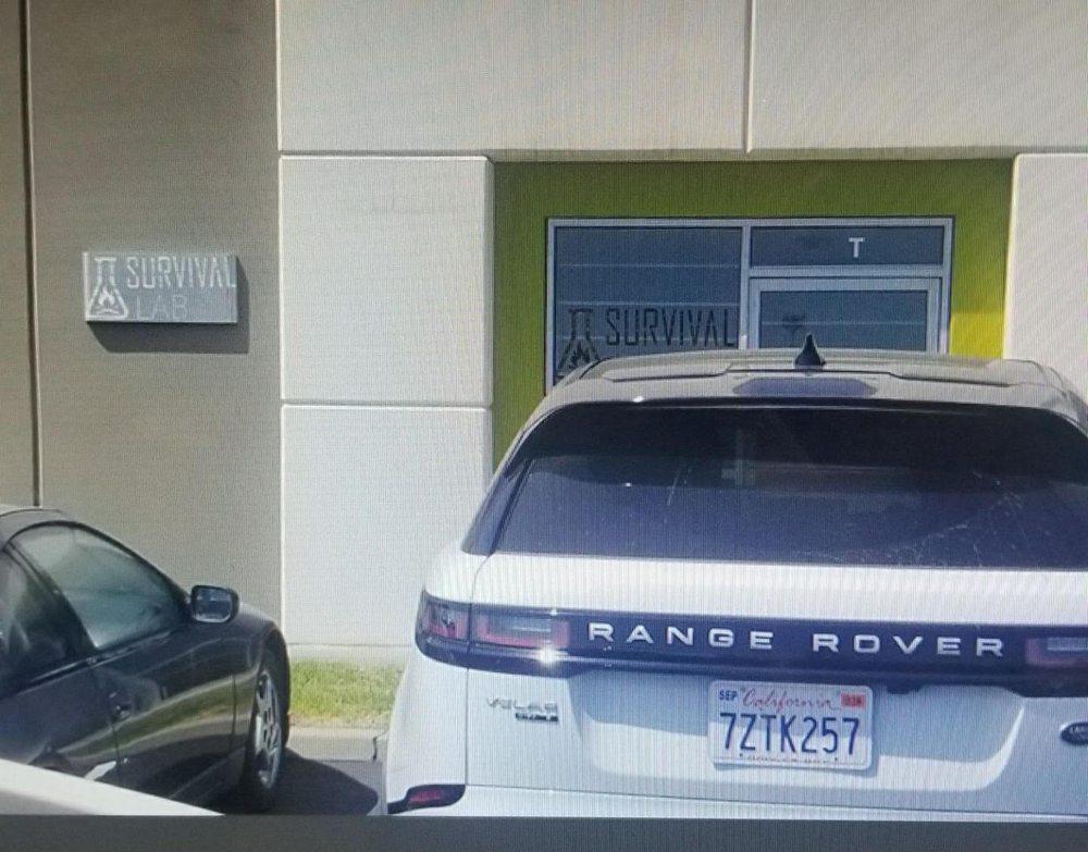 Survival Lab: 1631 South Placentia Ave, Anaheim, CA