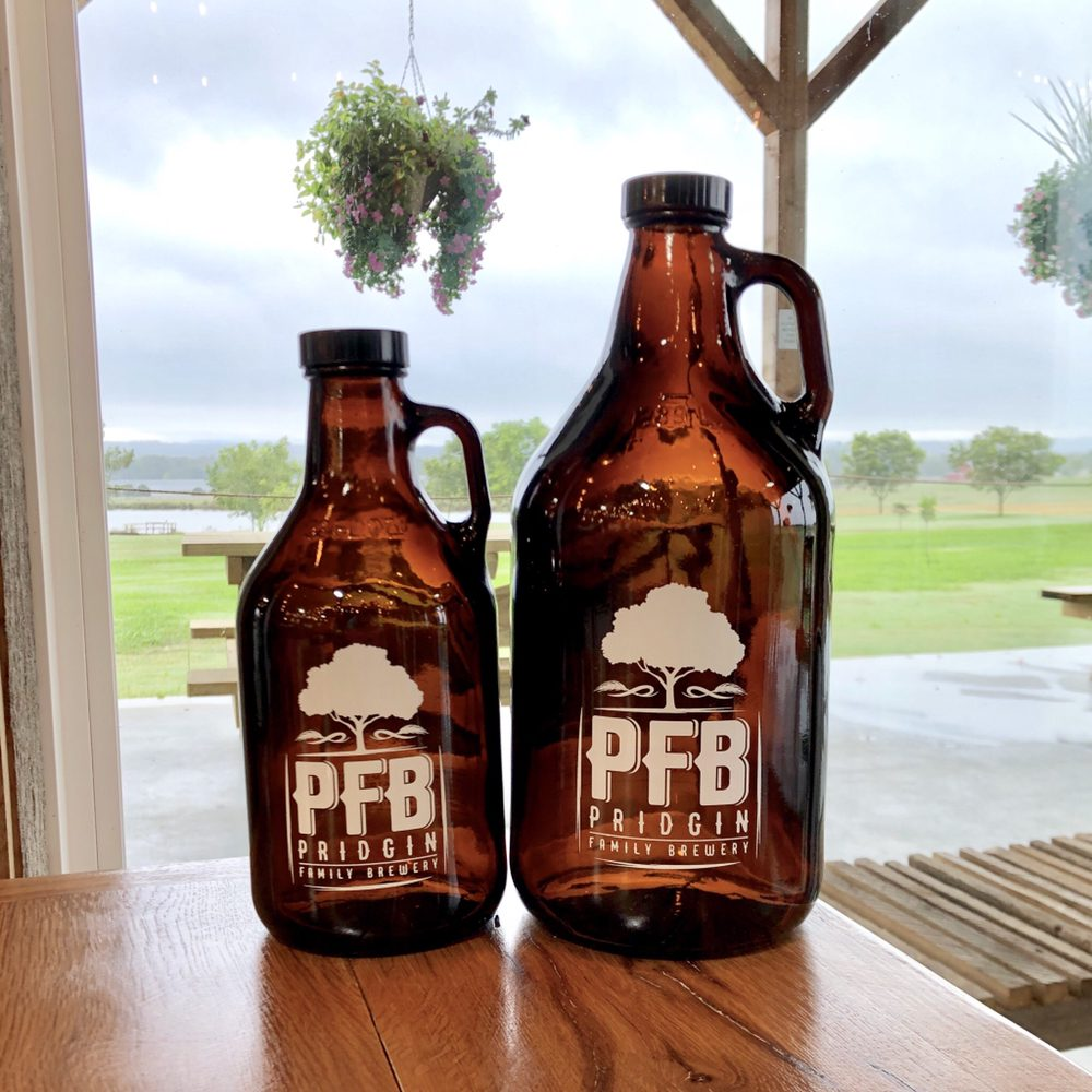 Pridgin Family Brewery: 1328 Rodeo Arena Rd, Scranton, AR