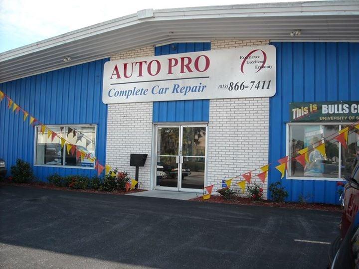 Auto Pro Garages 1801 E Fowler Ave Busch Gardens