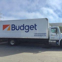 Budget truck rental san jose ca