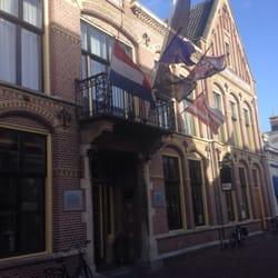 Grand Hotel Alkmaar - Gedempte Nieuwesloot 36, Alkmaar, Noord ...