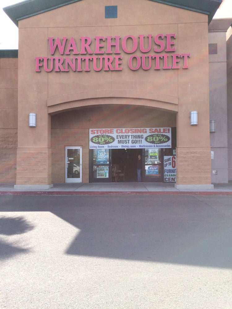 Warehouse Furniture Outlet Closed 13 Reviews Furniture Stores 12410 Amargosa Rd