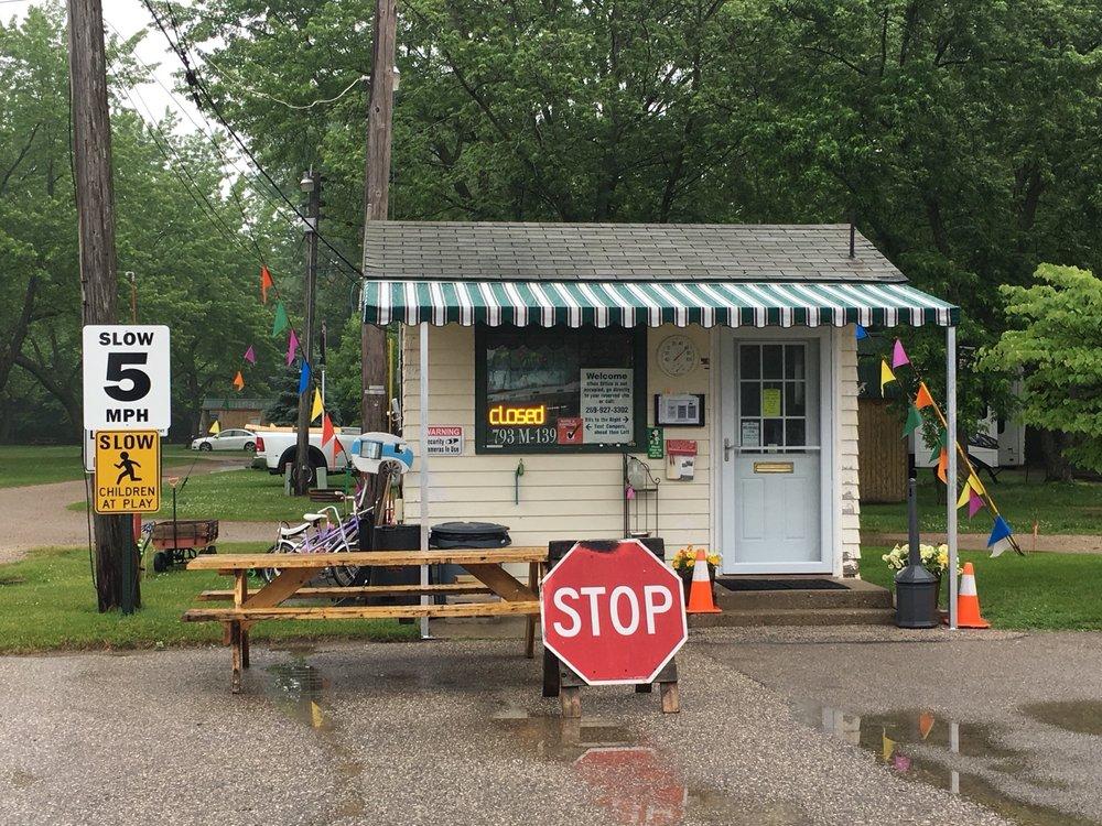 Eden Springs Park and Campground: 793 M-139, Benton Harbor, MI