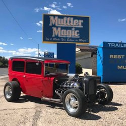 Muffler Magic - 13 Photos & 18 Reviews - Auto Parts & Supplies