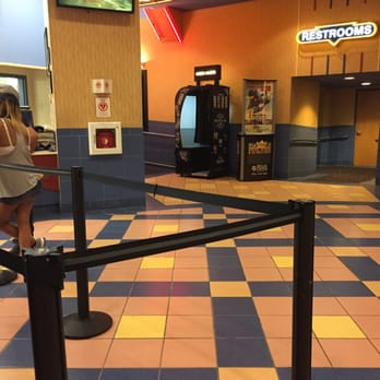 Regal Atlas Park Stadium 8. Cooper Avenue Suite #, Glendale Theater Age Policy. Regal Entertainment Group's policy for a Child's ticket is age 3 to Children under 3 are free except in reserved seating and recliner locations.