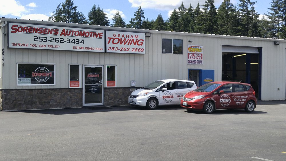 Graham Towing: 10015 213th St E, Graham, WA