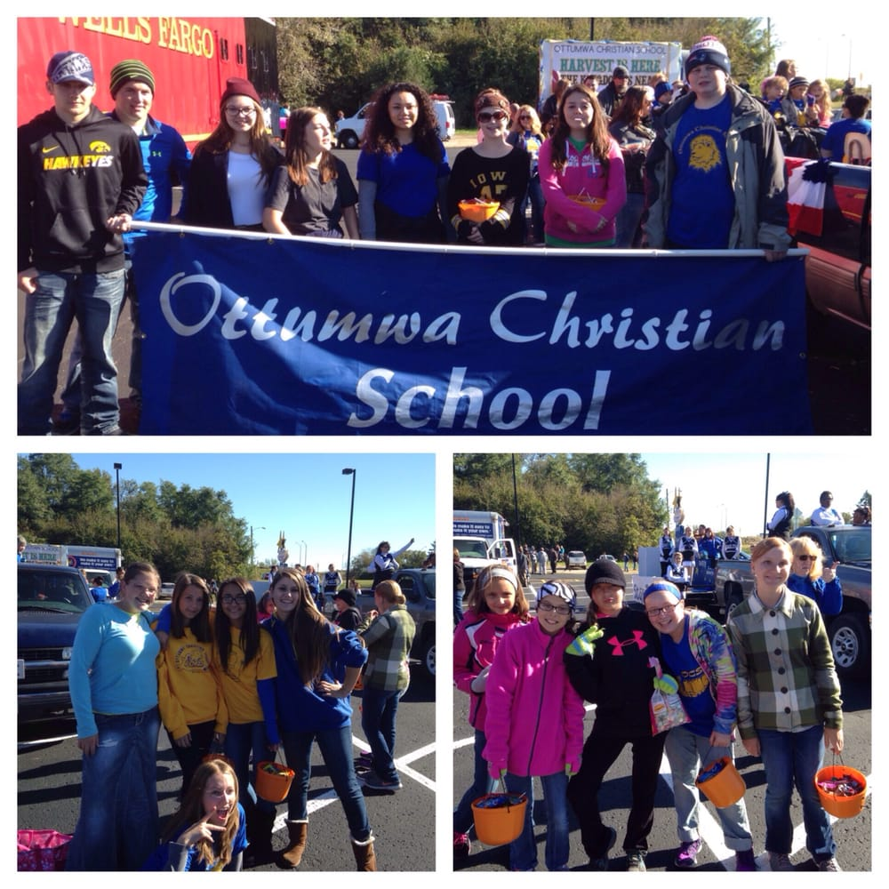Ottumwa Christian School: 438 McKinley Ave, Ottumwa, IA