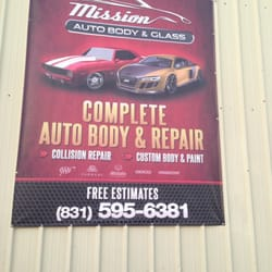 Photo of Mission Auto Body & Glass - Soledad, CA, United States