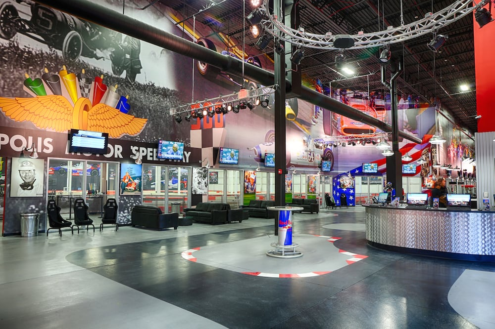 K1 Speed: 9998 E 121st St, Fishers, IN
