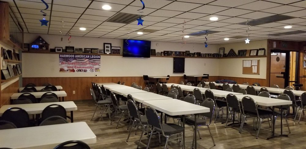 Harwood American Legion: 101 Benefit Ln, Harwood, ND