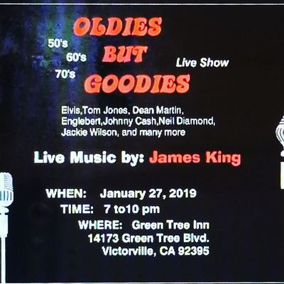 Oldies But Goodies Dinner / Live Show - Music Venues - 14656