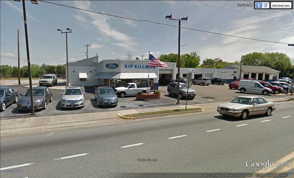 kip killmon ford car dealers 201 e main st louisa va phone number yelp. Black Bedroom Furniture Sets. Home Design Ideas