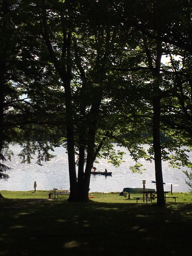 Brunet Island State Park: 23125 255th St, Cornell, WI