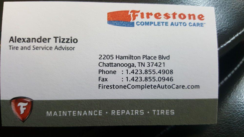 Firestone Complete Auto Care 13 Reviews Tires 2205 Hamilton Pl