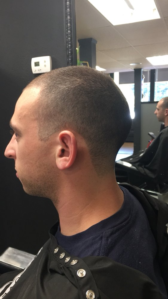 Fade Haircut And Neck Taper By Greg Yelp