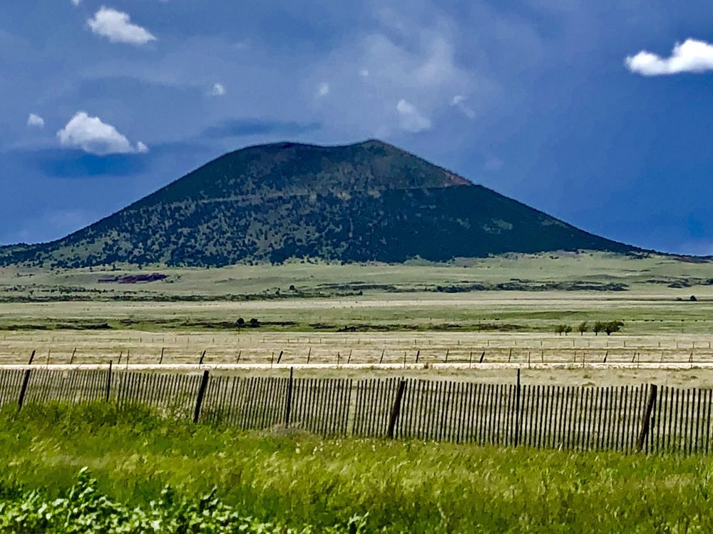 Capulin Volcano National Monument: 46 Volcano, Capulin, NM