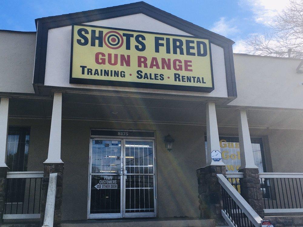 Shots Fired Range