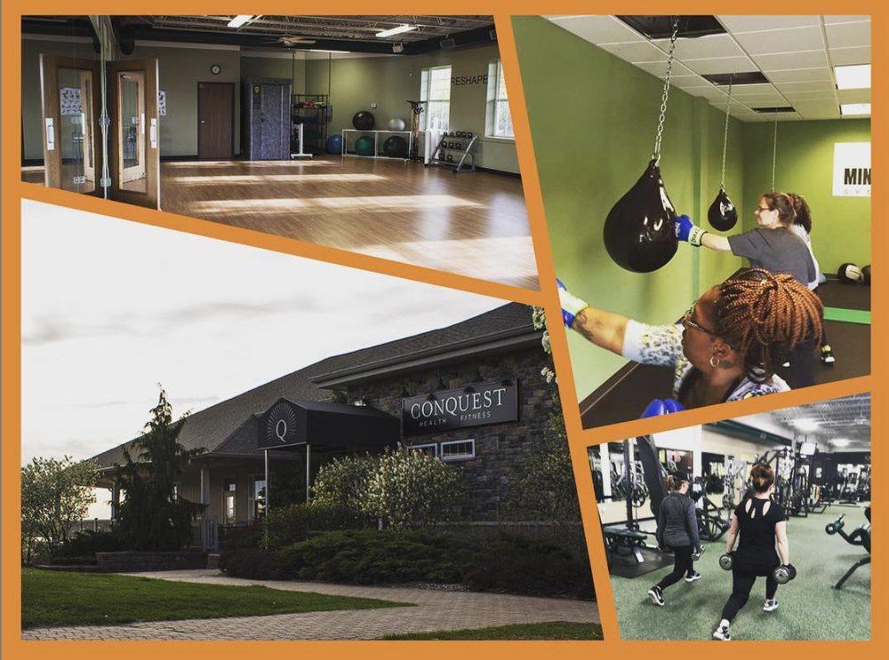 Conquest Fitness: 15500 Chandler Rd, Bath Township, MI
