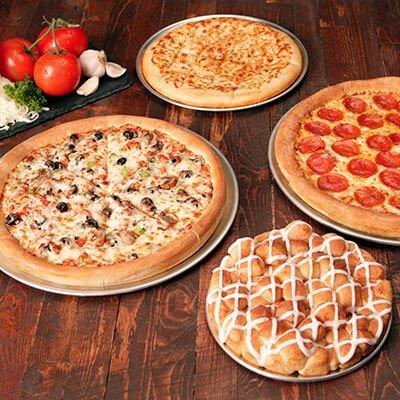 Godfather's Pizza: 120 Saraland Lp, Saraland, AL