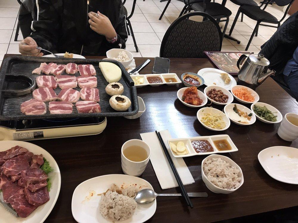 Chingu Friend Korean BBQ