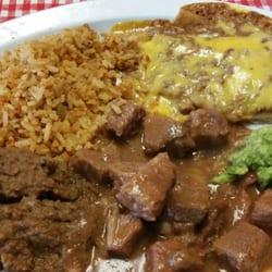 Photo Of Sergio S Restaurant Robstown Tx United States Plate Enchiladas