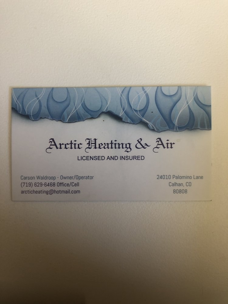 Arctic Heating & Air: Calhan, CO