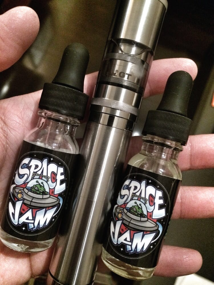 Ss nemesis mod, tailfun gt rebuildable atomizer, paired with