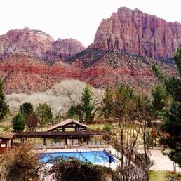 Nice Photo Of Cliffrose Lodge U0026 Gardens   Springdale, UT, United States. The View