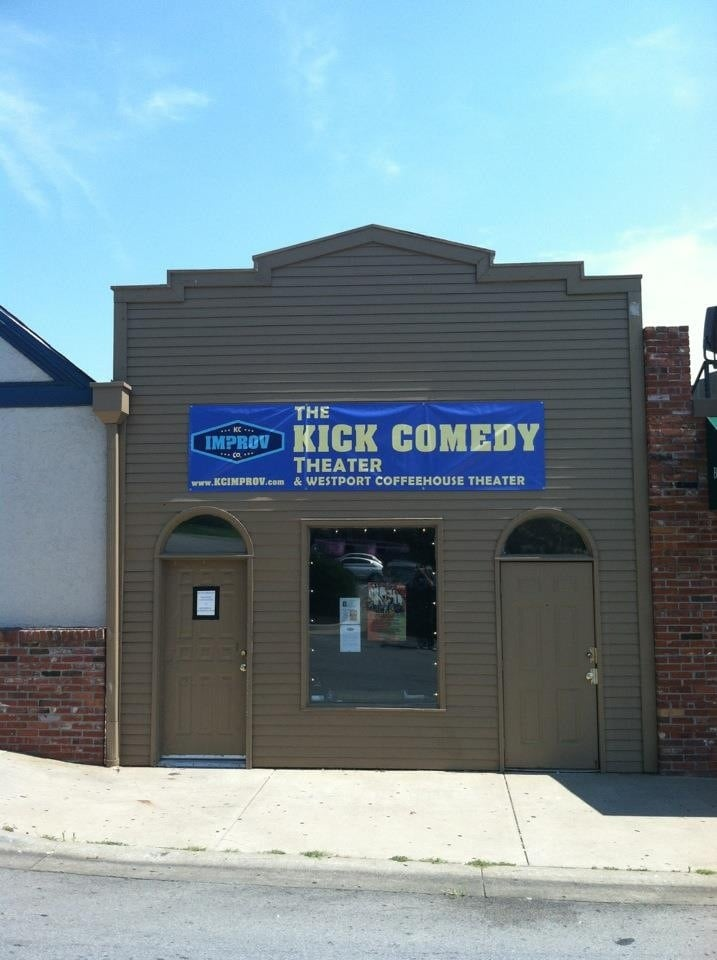 The Kick Comedy Theater