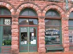 Lincoln County Historical Society & Museum of Pioneer History: 719 Manvel Ave, Chandler, OK