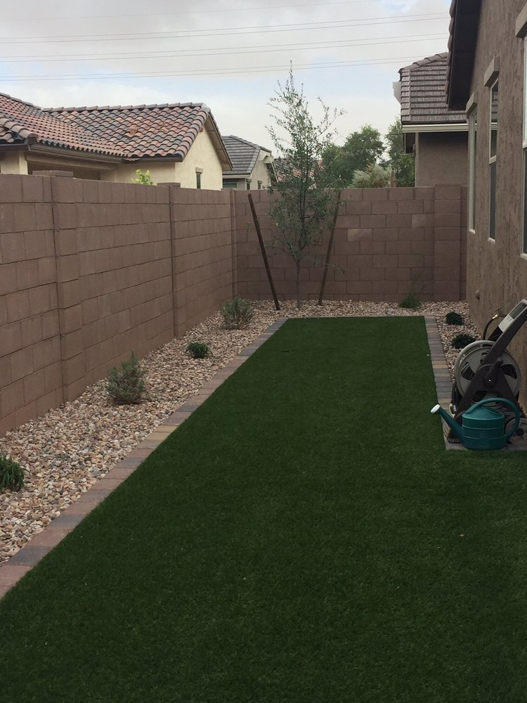 Photo Of The Yard Stylist Gilbert Az United States A Simple Landscape
