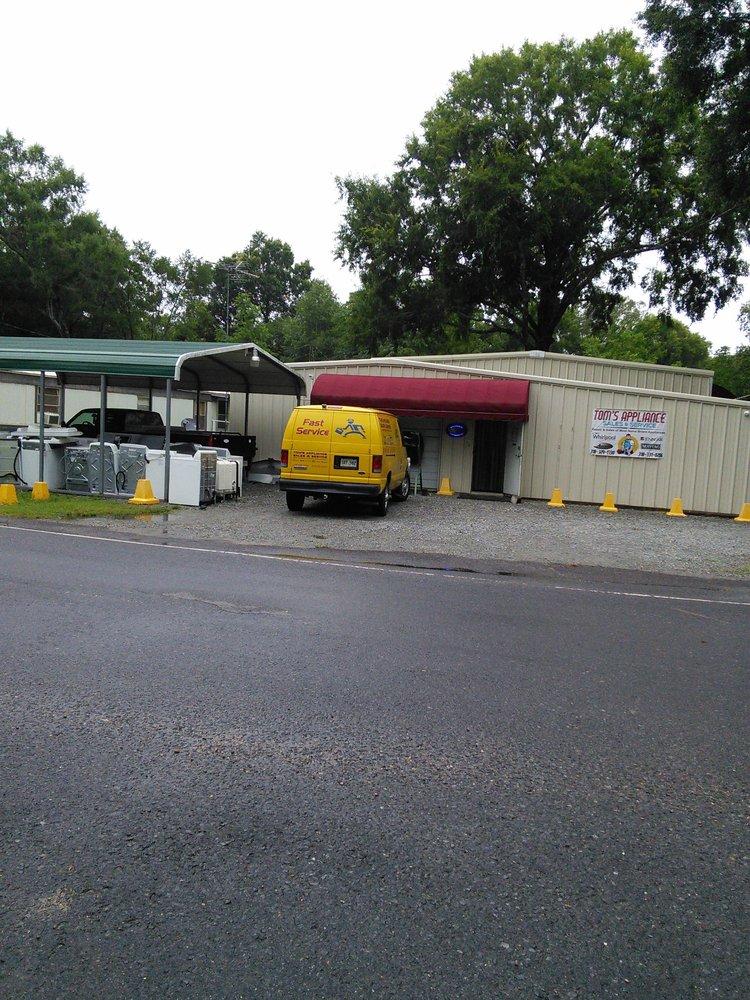 Tom's Appliance Service: 1402 Mack St W Monroe, Monroe, LA