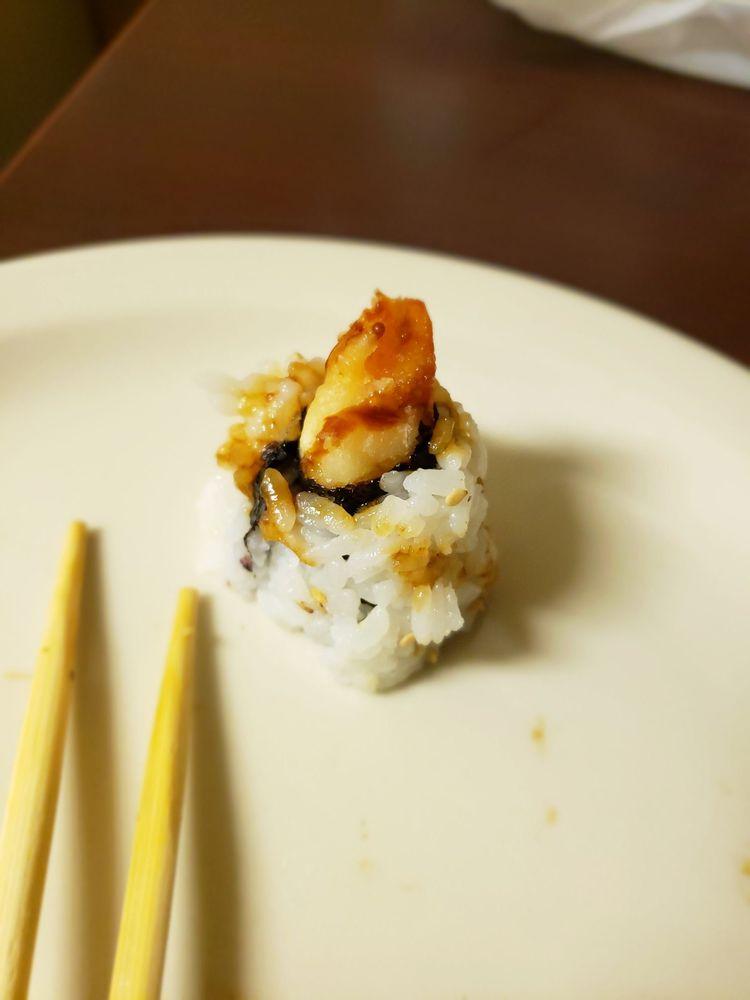 Food from Suzaku Cafe