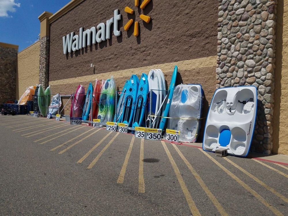 Walmart Supercenter: 1303 Charles St, Park Rapids, MN