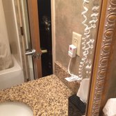 Photo Of Tazewell Hotel Suites Norfolk Va United States The Bathroom