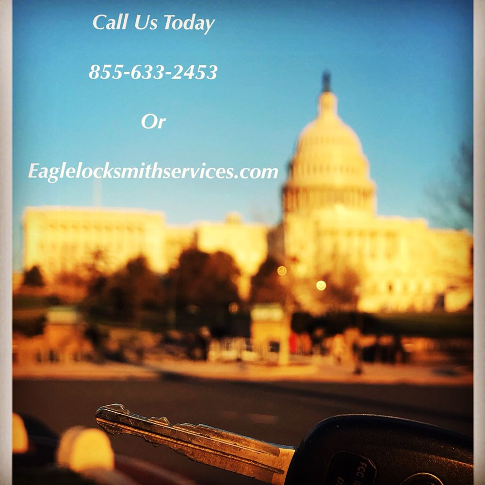 Eagle Locksmith: 10606 Baltimore Ave, Beltsville, MD