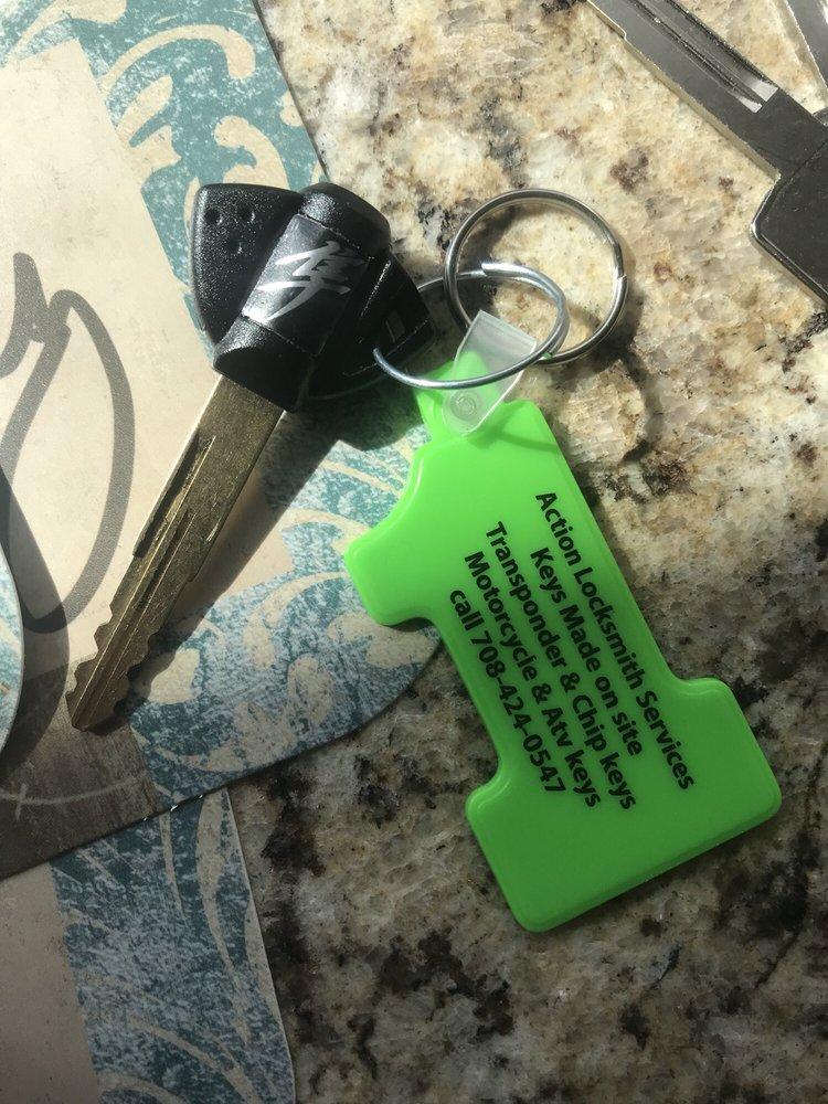 Action Locksmith Service: 5946 W 87th Pl, Oak Lawn, IL