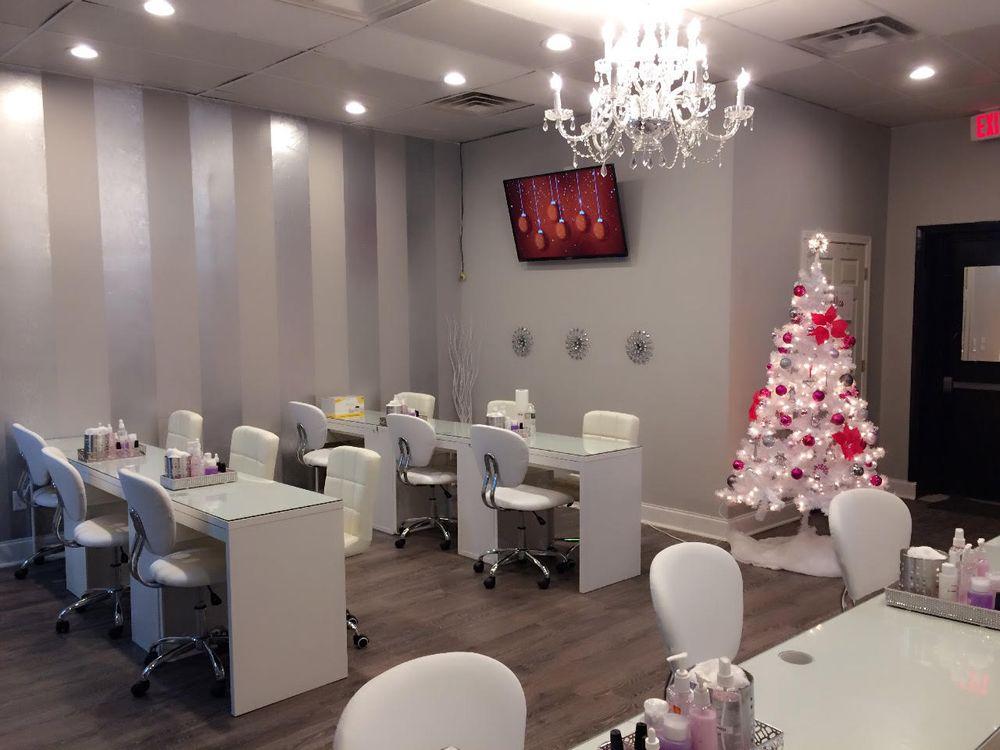 New Beauty Nail Lounge & Spa: 15 North Main St, Bellingham, MA