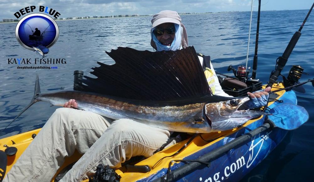 Deep blue kayak fishing 20 photos fishing 2519 sw for Deep blue kayak fishing