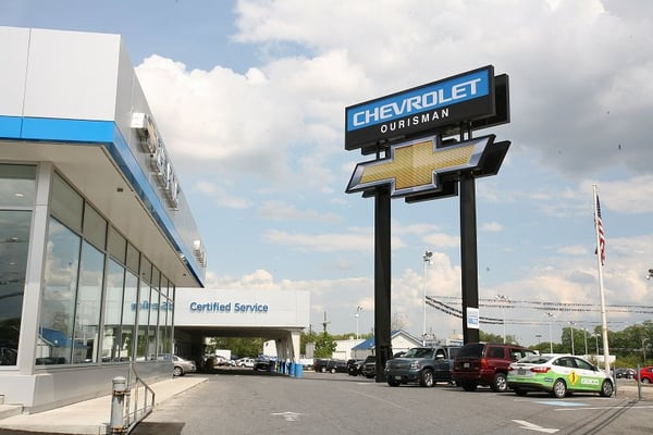 Ourisman Chevrolet Of Marlow Heights 4400 Branch Ave Temple Hills, MD Car  Service   MapQuest