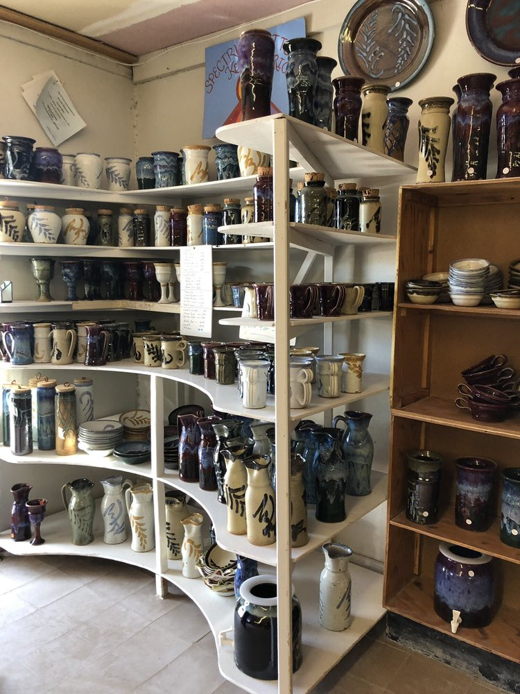 Spectrum Pottery: 411 N Date St, Truth or Consequencs, NM