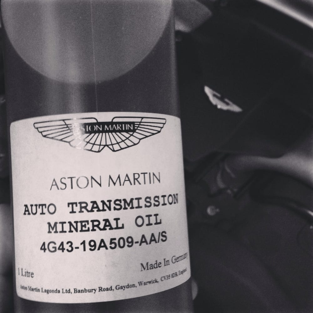Used Toyota Prius Near Me: Aston Martin Independent Servicing (OEM Parts And Fluids