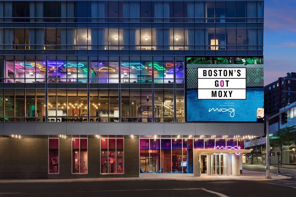 Moxy Boston Downtown: 240 Tremont St, Boston, MA