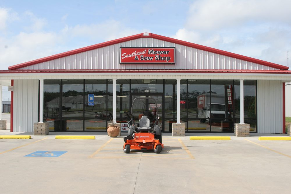 Southeast Mower & Saw: 2294 Brunswick Hwy, Waycross, GA