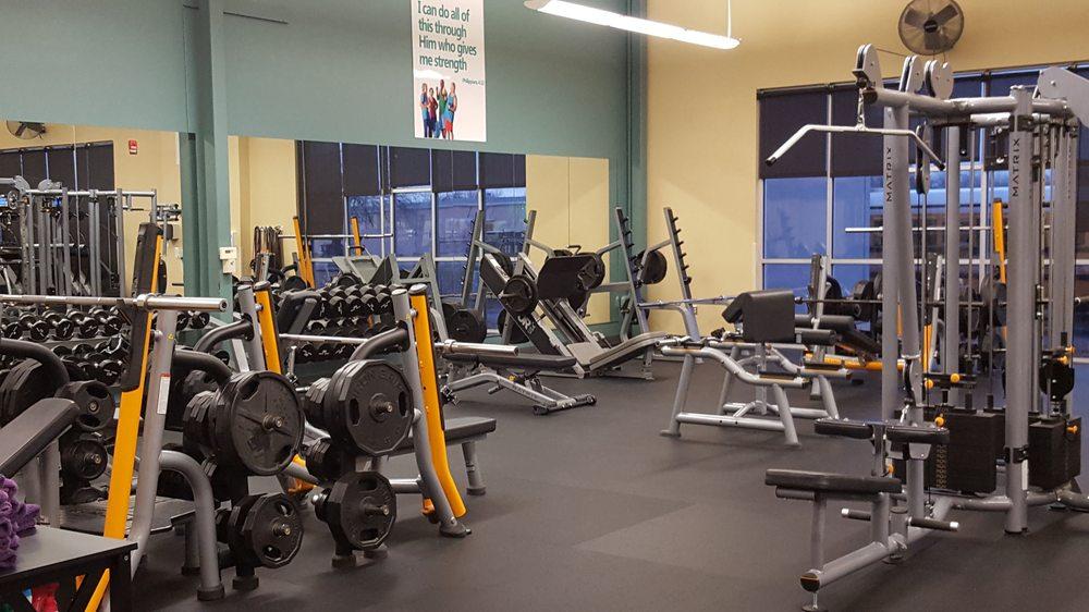 Shawnee Family YMCA: 700 W Saratoga, Shawnee, OK