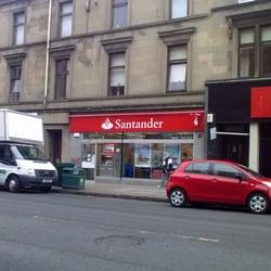 Santander - Bank & Building Societies - 354 Dumbarton Road, West ...