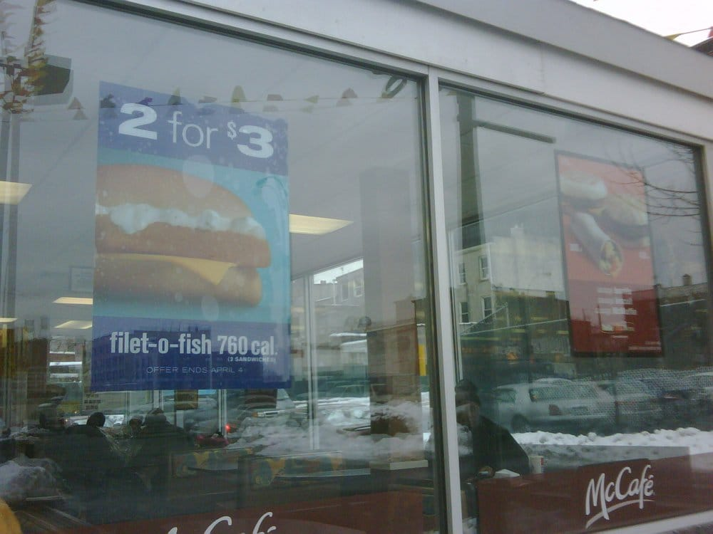 Filet o fish 2 for 3 probably the best deal ever for Mcdonalds filet o fish deal
