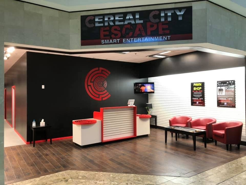 Cereal City Escape: 5775 Beckley Rd, Battle Creek, MI