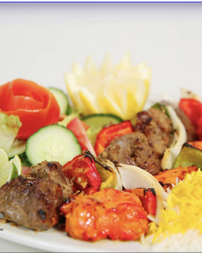 غذای افغانی Chili Chutney