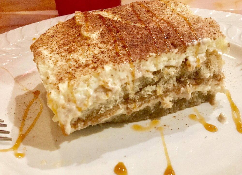 Porto Fino's Italian Restaurant Krum: 208 West Mccart St, Krum, TX